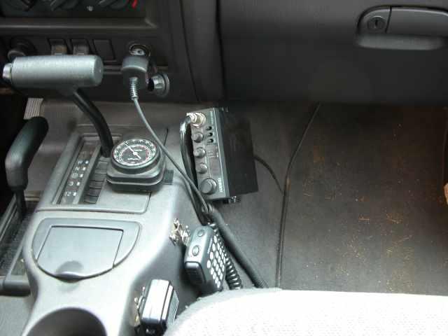 Cherokee Radio Installation